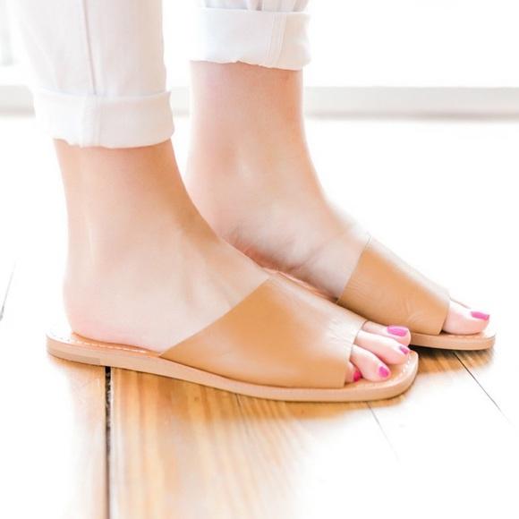 f14a14adc3e Dolce Vita Cato Asymmetrical Slide Sandal
